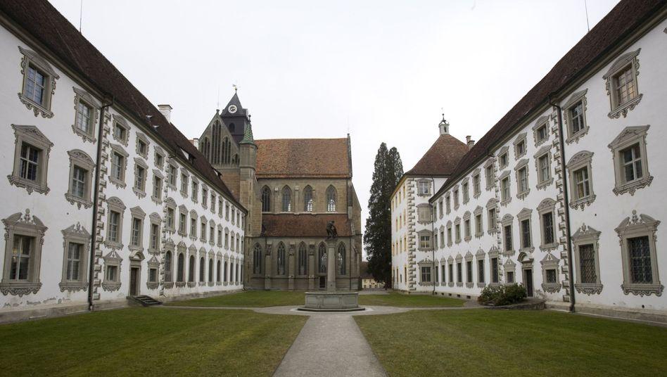 Schloss Salem: Übergriff auf Schüler um Weihnachten 2004