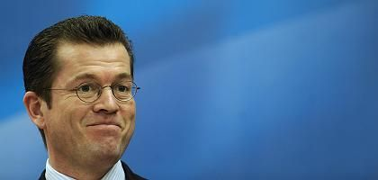 Wirtschaftsminister Guttenberg: Kein Wilhelm