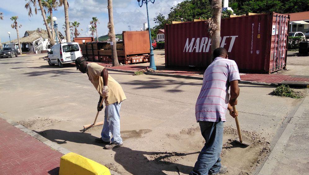 Karibikinsel: Sint Maarten wartet auf die Touristen
