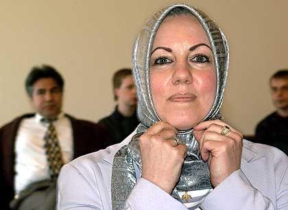 Stritt mit dem Land Niedersachsen um die Einstellung in den Staatsdienst: Lehrerin Iyman Alzayed