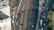 Fahrer nach Autobahn-Anschlag in Psychiatrie