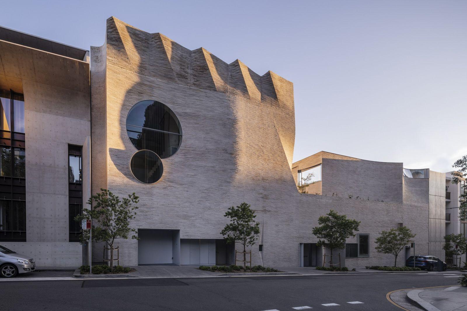 Dezeen Awards 2020 Phoenix Central Park by John Wardle Architects