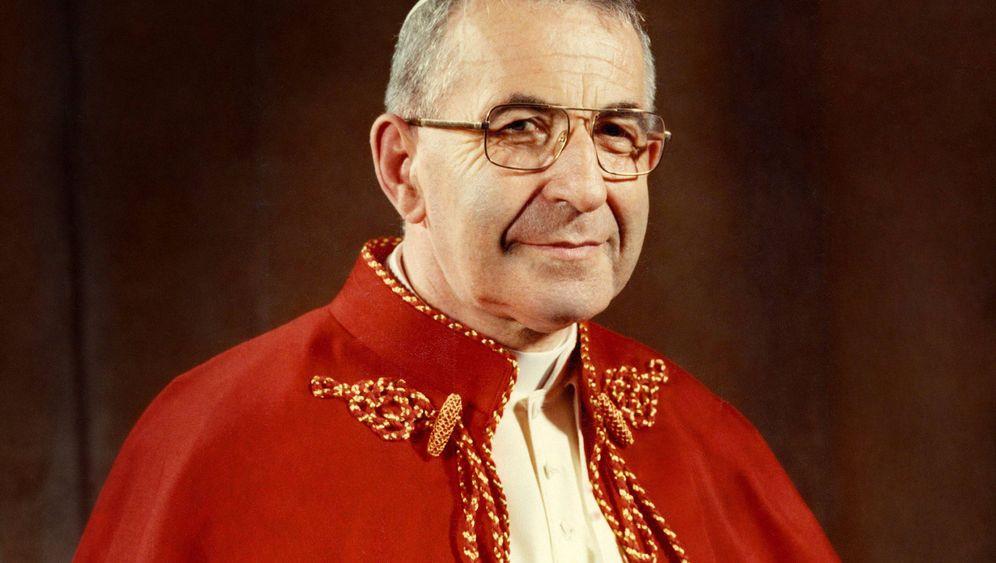 """Der Tod von Papst Johannes Paul I.: """"Sein Gesichtsausdruck war entspannt, nicht leidend, mit einem leichten Lächeln"""""""