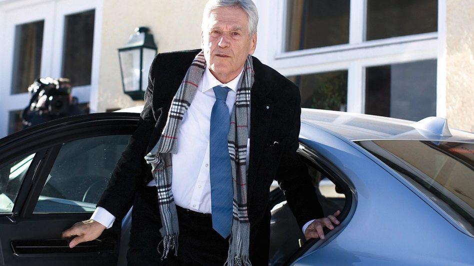 Ex-Minister Glos: »Jeder ist sich selbst der Nächste, alle sind Konkurrenten - das alles macht einsam«