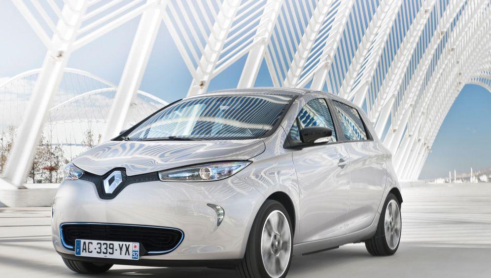 Renault Zoe: Kleiner Stromer, großer Auftritt