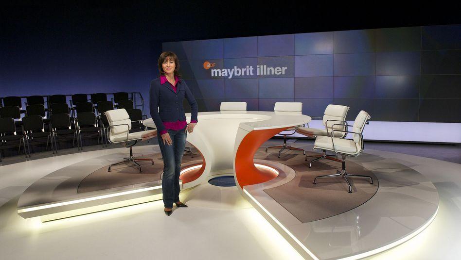 Moderatorin Maybrit Illner