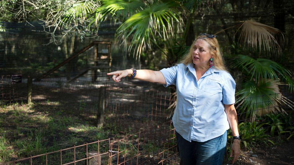 Carole Baskin: Tierrechtsaktivistin und Erzfeindin von Joe Exotic