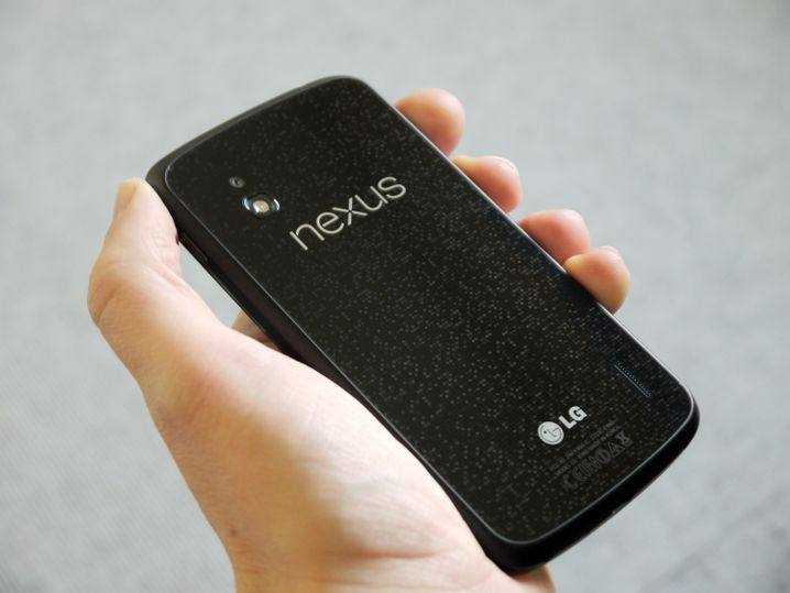 LeGendär: Google Nexus 4
