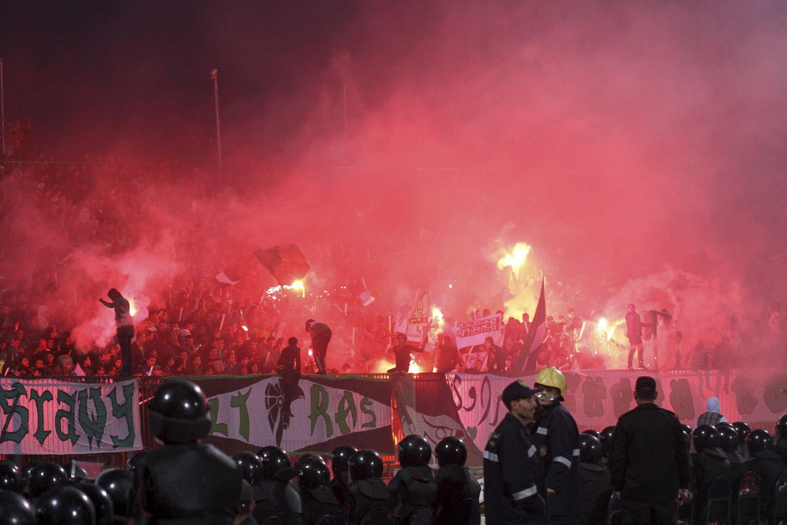 Ägypten/ Stadion