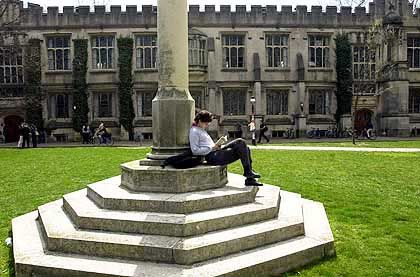 Teures Lesevergnügen: Ein Studium in Princeton kostet knapp 34.000 Euro pro Jahr