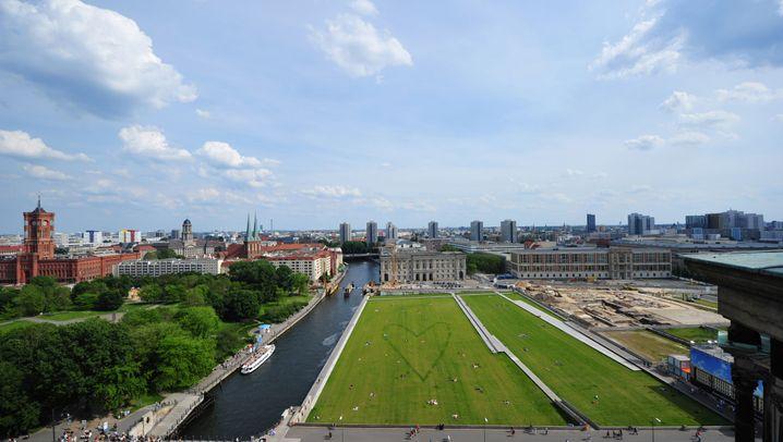 Berliner Trugschloss: Wiederaufbau des Hohenzollernsitzes