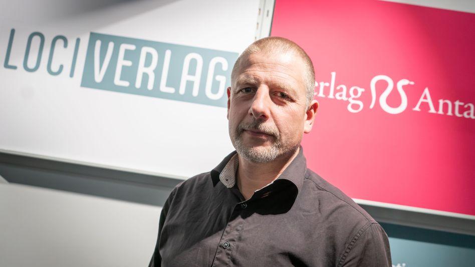 Verlagsgründer Götz Kubitschek hat Antaios 2018 verkauft