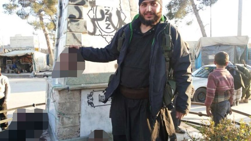Mustafa K. im syrischen Azaz: In einer anderen Welt