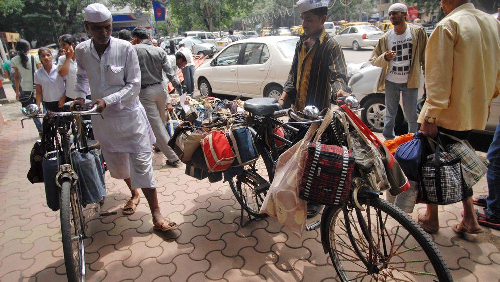 Mumbai: Stadttour mit den Dabbawallas