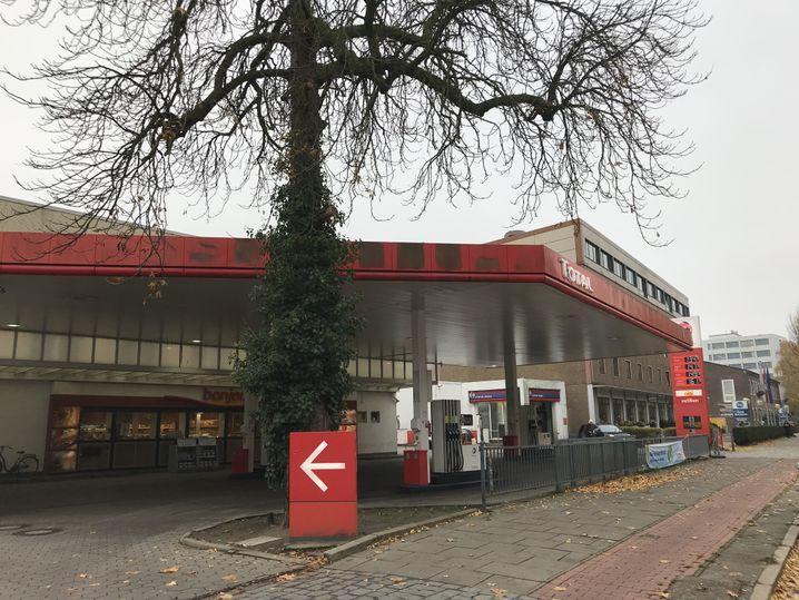 """Tankstelle in Hamburg-Hamm: """"Den kennen wir"""""""