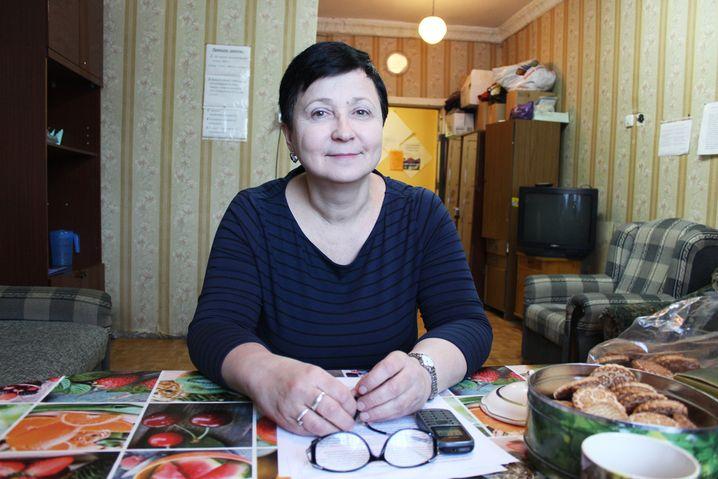 Marina Chalidowa