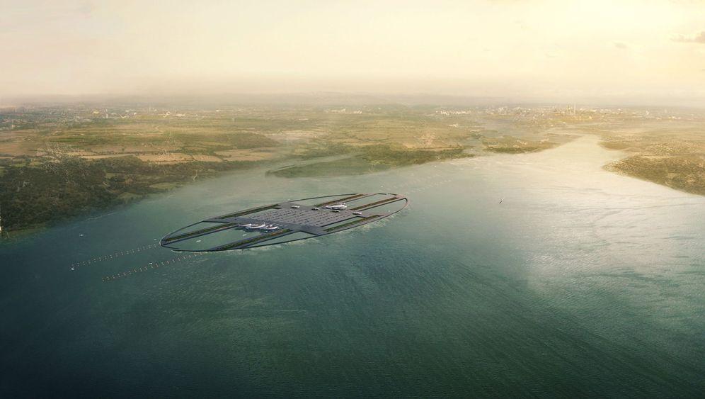 Themse-Flughafen: Rückschlag für den Insel-Airport