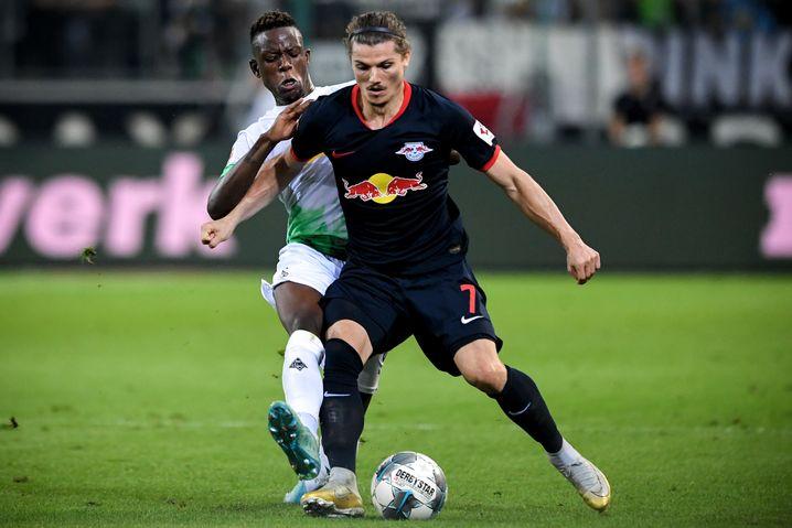 Marcel Sabitzer (vorn) ist für Nagelsmanns Ideen der ideale Spieler