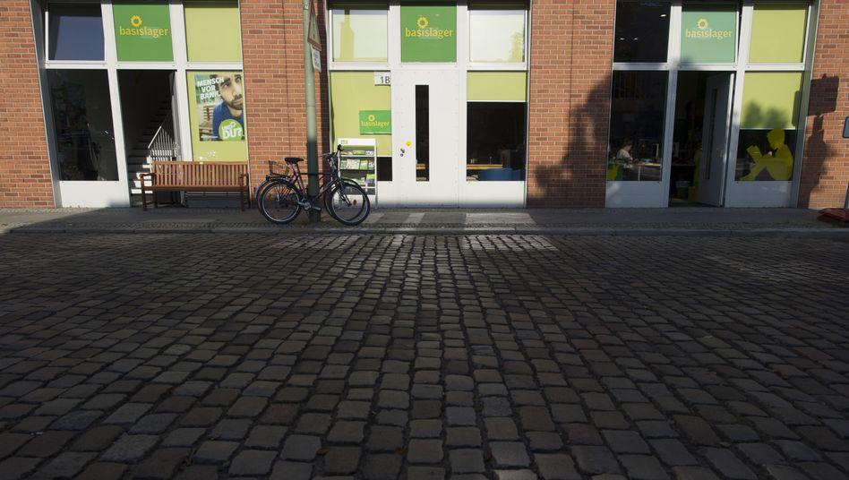 """Parteibüro der Grünen in Berlin: """"Aufarbeitung vorantreiben"""""""