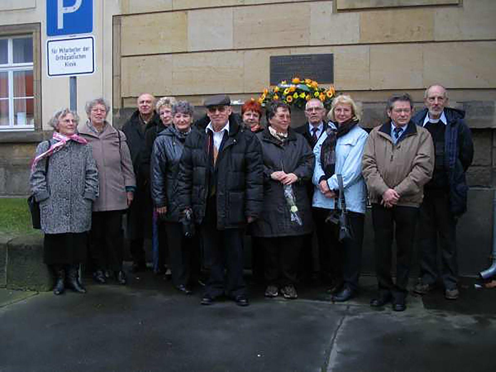Bombardierung Dresden - Überlebende der Bombardierung