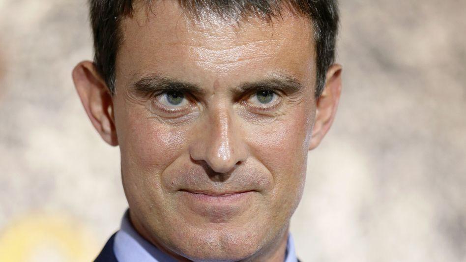 Frankreichs Ministerpräsident Valls: Höhepunkt der Regierungskrise