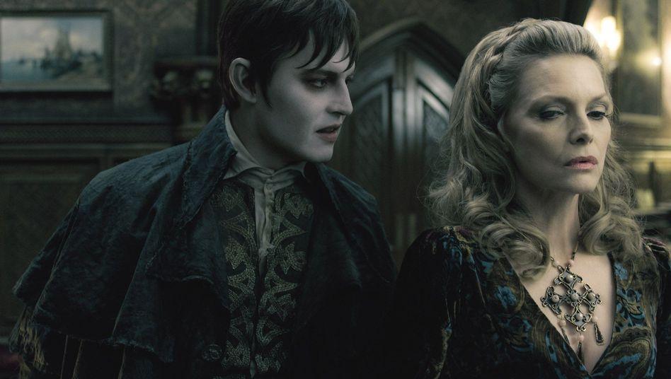 """Johnny Depp in""""Dark Shadows"""": Ich bin ein Lover, ich bin ein Sünder"""