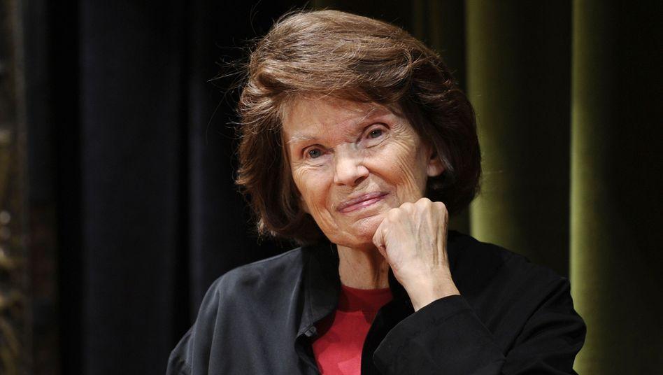 Danielle Mitterrand: Im Alter von 87 Jahren gestorben