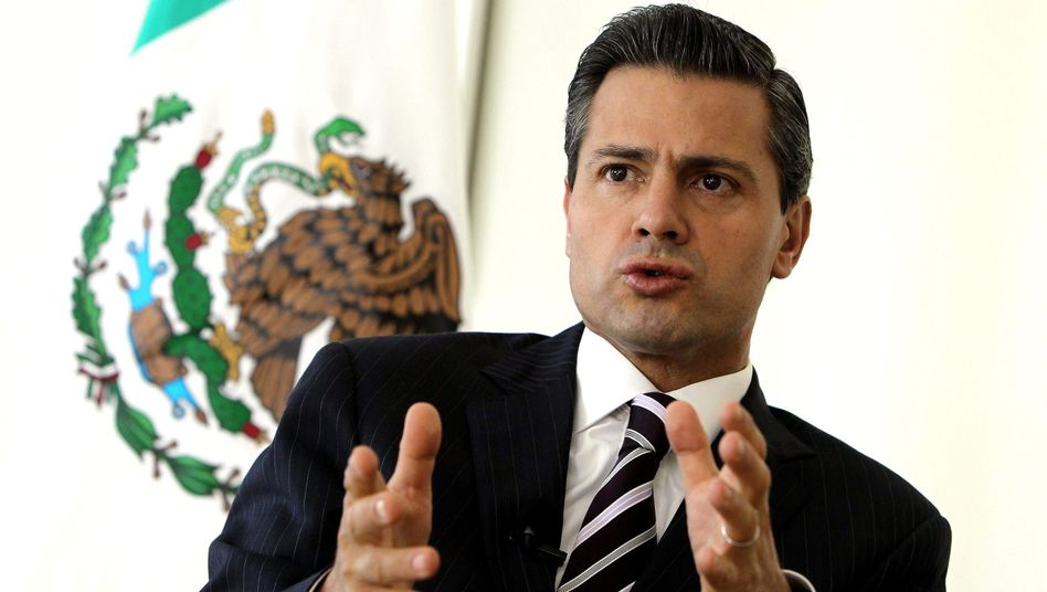"""Nieto's administration will be seeking answers from US officials """"as soon as possible,"""" the Mexican government said."""
