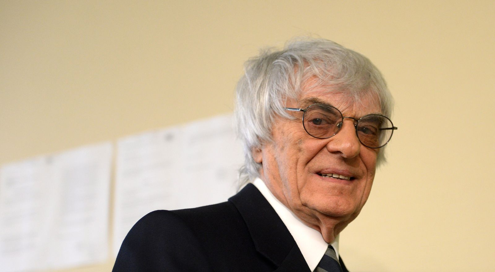 GERMANY-TRIAL-AUTO-PRIX-CRIME-CORRUPTION-ECCLESTONE-FILES Ecclestone