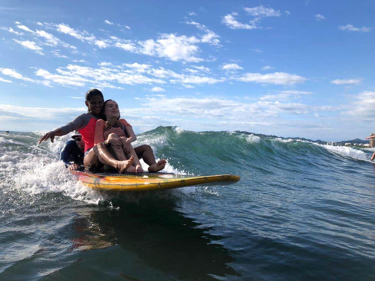 Gallery4 - 5. Beach _ Adaptive Surfing