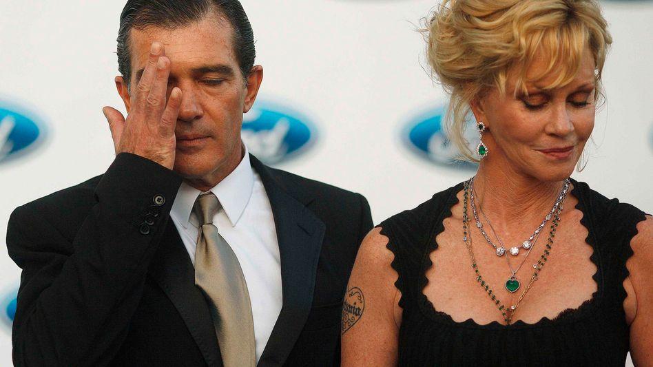 Griffith und Banderas: Scheidung nach18 Ehe-Jahren