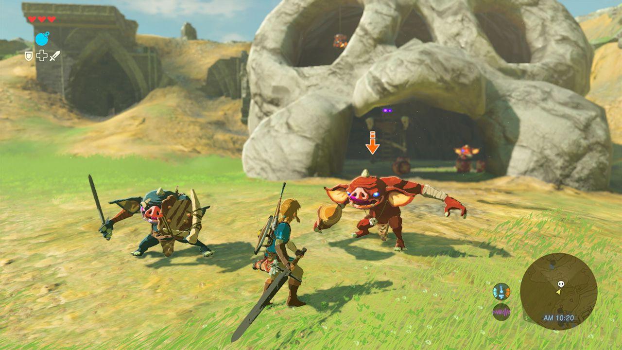 Legend of Zelda SPERRFRIST 14.06.2016, 20 Uhr