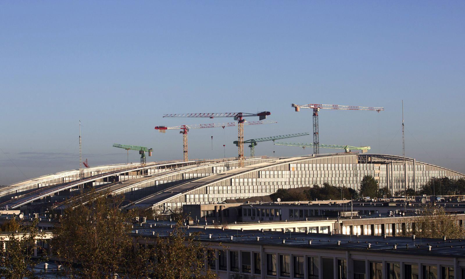 NATO / Brüssel / neues Hauptquartier