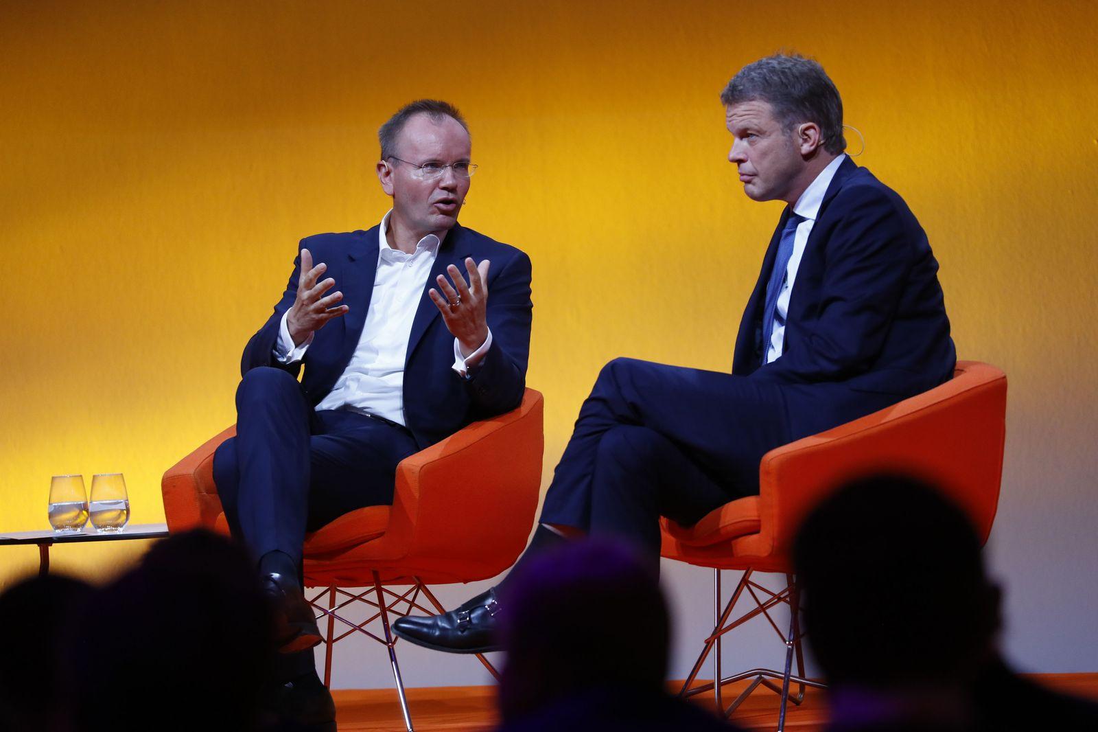Key Speakers at the Handelsblatt Banking Summit