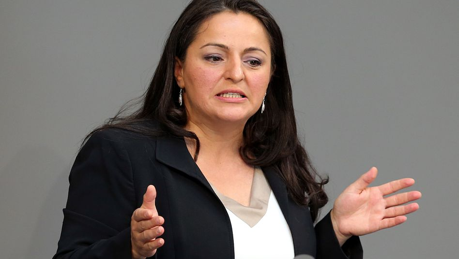 Linken-Politikerin Dagdelen: Ausfälle mit Methode
