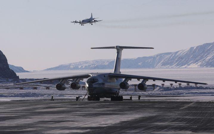 US-Air-Base in Thule: Streit über Atomwaffen auf Grönland