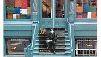 Ach, da stand Bob Dylan!