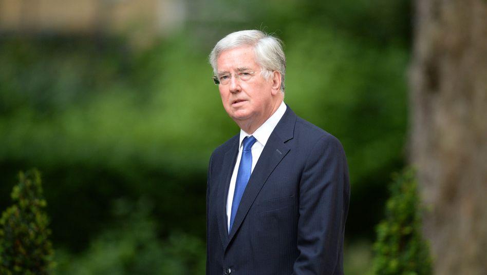 Sexismus-Skandal in Großbritannien: Rücktritt ihres Ministerskönnte auch May inBedrängnis bringen