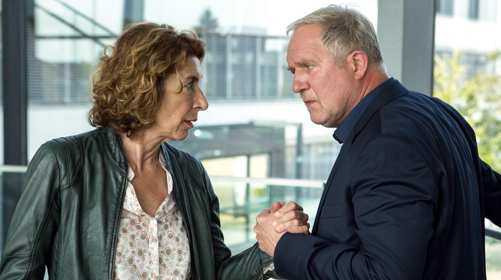 TV/ Tatort: Krank