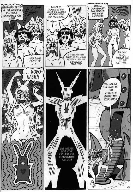 Manga Schlampen