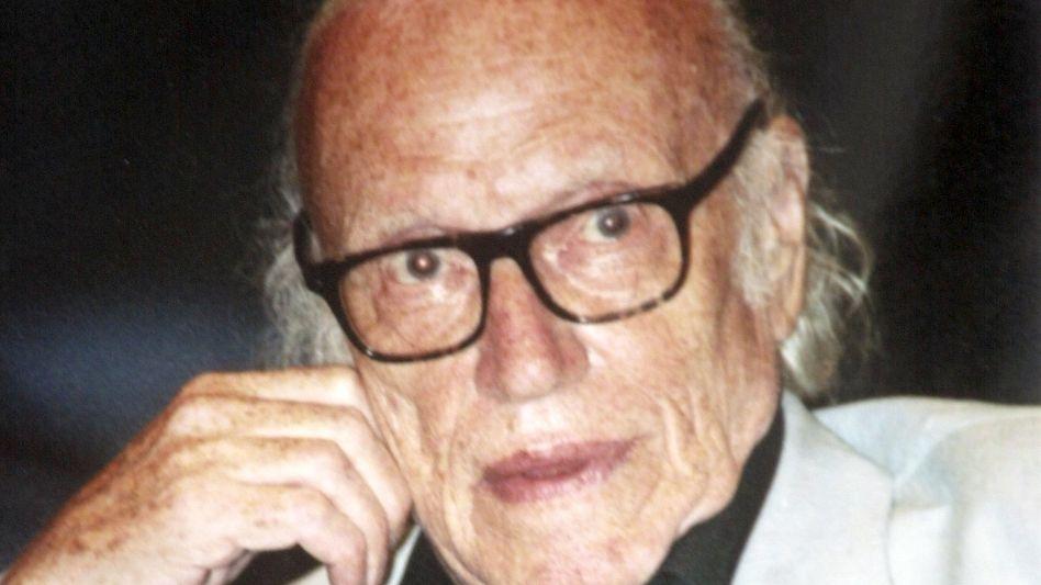 Werner Schmalenbach (Archivbild): Der Kunstexperte wurde 89 Jahre alt
