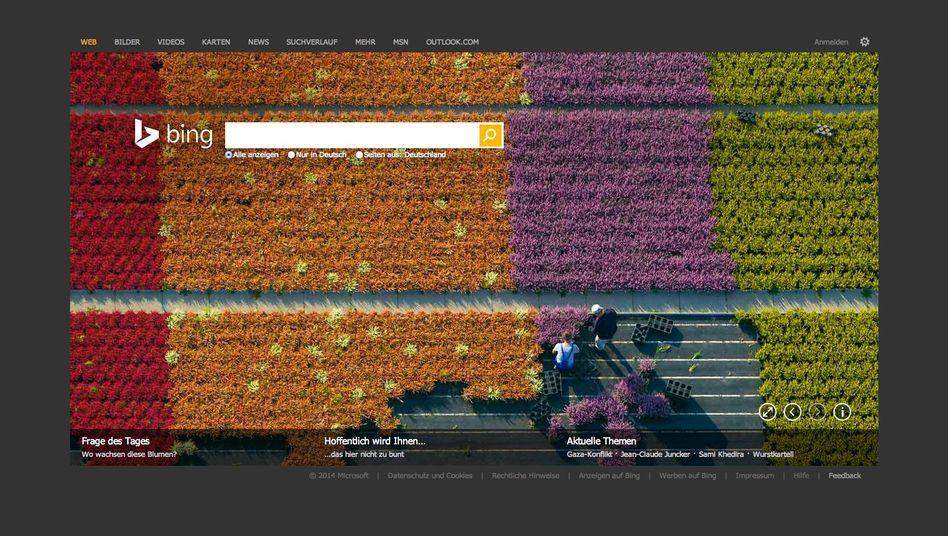 Suchmaschine Bing: Microsoft setzt EuGH-Urteil um