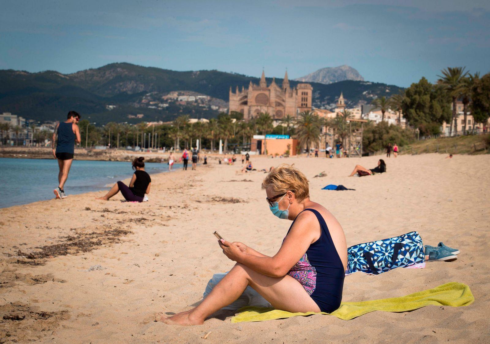 SPAIN-HEALTH-VIRUS-LEISURE