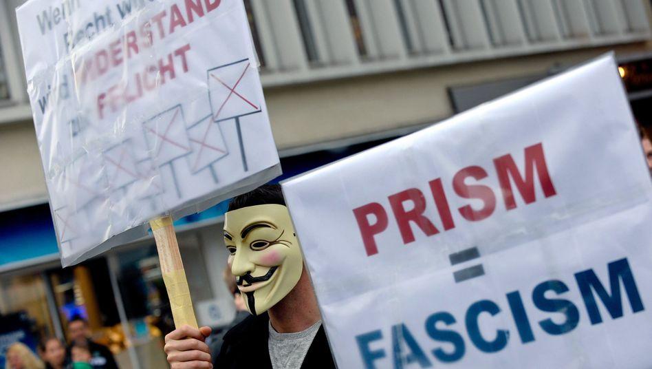 Demo gegen Spionageaktionen (in Hannover): Immer neue Details