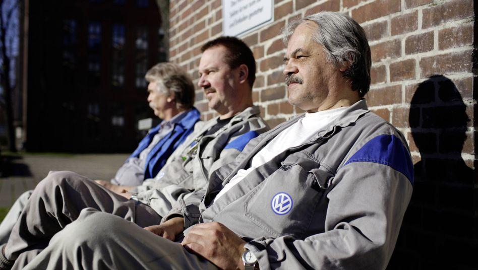 VW-Mitarbeiter (Archiv)