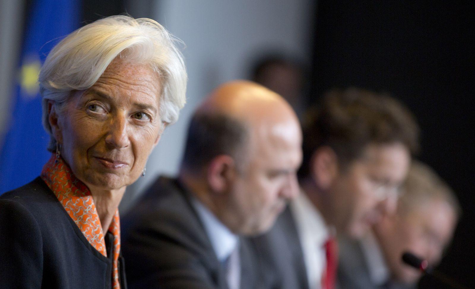 Europe Greece Bailout