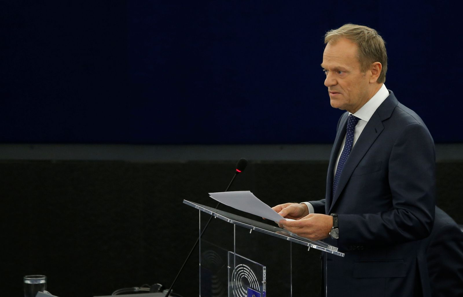Donald Tusk/ Brexit