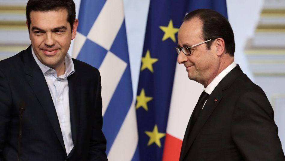 Tsipras auf Europa-Tournee: Alle fürchten Merkel