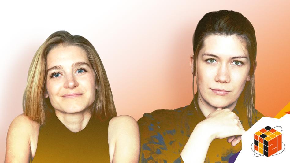 Katja Dunkel (l.) und Rebecca Richter: »Wir wollen Gruppen einen geschützten Raum bieten, die sich anderswo nicht verstanden fühlen«