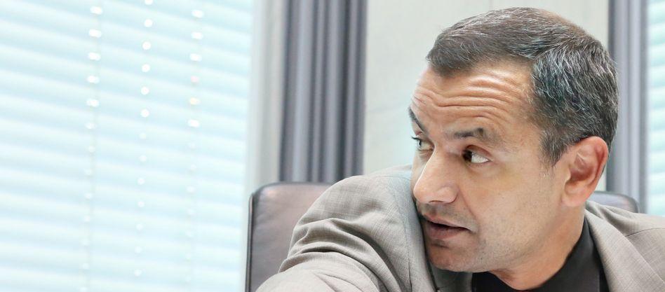 SPD-Politiker Edathy (Archivbild): Kann nicht nach Hause zurückkehren
